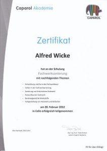 k-Fachwerksanierug Alfred