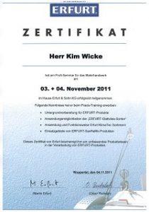 k-Profi-Seminar KlimaTec Dämmtapeten innen sowie alle anderen Erfurt Produkte (2)